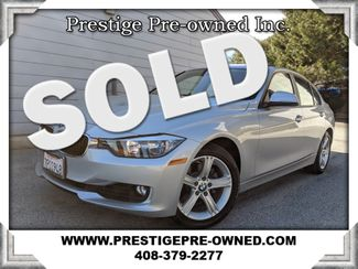 2015 BMW 320i XDRIVE ((**NAVIGATION...MOON-ROOF..HEATED SEATS**))  in Campbell CA