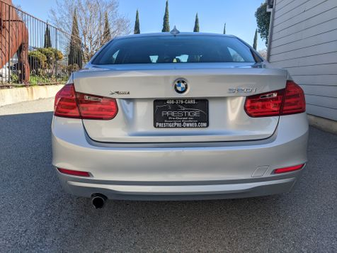 2015 BMW 320i XDRIVE ((**NAVIGATION...MOON-ROOF..HEATED SEATS**))  in Campbell, CA