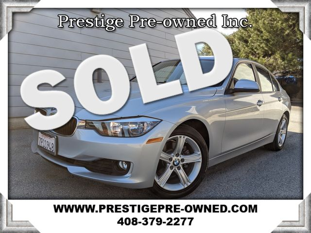 2015 BMW 320i XDRIVE ((**NAVIGATION...MOON-ROOF..HEATED SEATS**))