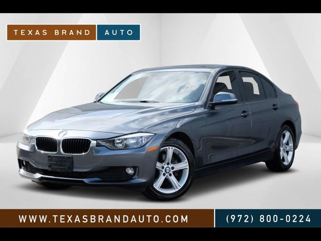 2015 BMW 320i xDrive 320i xDrive Sedan 4D