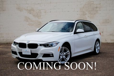 2015 BMW 328d xDrive AWD Clean Diesel M-Sport Wagon with Navigation, Backup Cam and Harman/Kardon Audio in Eau Claire