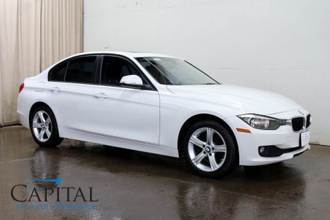 2015 BMW 328d xDrive AWD Clean Diesel w/Navigation, Heated Seats, Comfort Access and Bluetooth Audio in Eau Claire