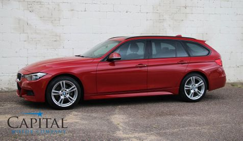 2015 BMW 328d xDrive AWD Clean Diesel Wagon w/M-Sport Pkg, Heated Seats, Panoramic Roof and Bluetooth Audio in Eau Claire