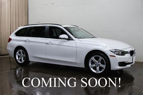 2015 BMW 328d xDrive AWD Clean Diesel Sport Wagon w/Backup Cam, Heated Seats, Panoramic Roof & Gets 40+ MPG in Eau Claire