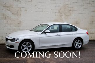 2015 BMW 328d xDrive AWD Clean Diesel w/Tech Package, in Eau Claire, Wisconsin
