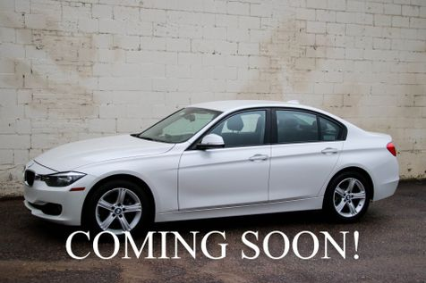 2015 BMW 328d xDrive AWD Clean Diesel w/Tech Package, Navigation, HUD, Heated Seats & Bluetooth Audio in Eau Claire