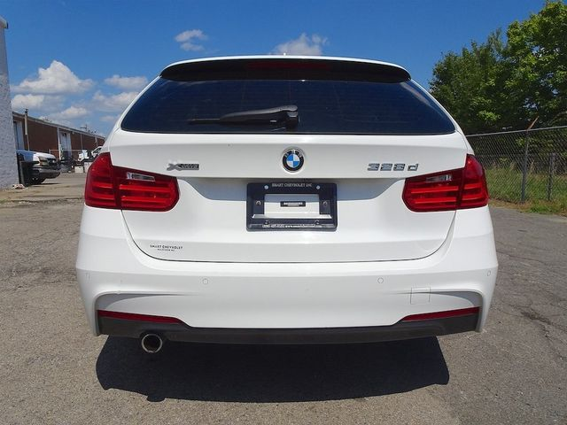2015 BMW 328d xDrive 328d xDrive Madison, NC 3