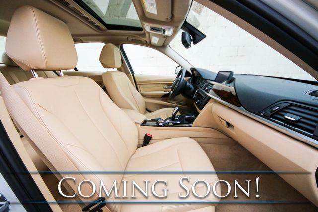 2015 BMW 328i xDrive Luxury Sport Sedan w/Navi, Heated Seats & Steering Wheel and Keyless Start in Eau Claire, Wisconsin 54703