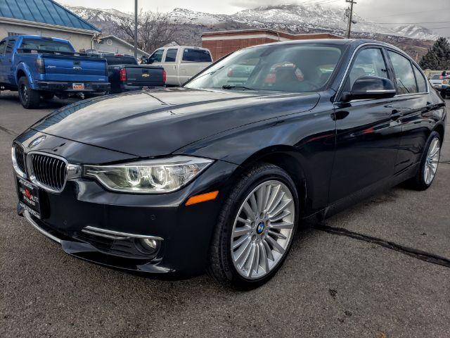 2015 BMW 328i xDrive 328i xDrive Sedan LINDON, UT