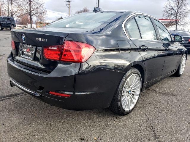 2015 BMW 328i xDrive 328i xDrive Sedan LINDON, UT 7
