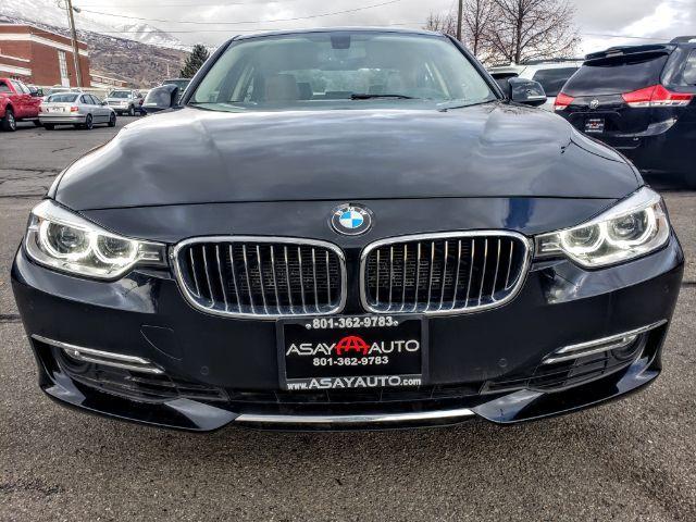 2015 BMW 328i xDrive 328i xDrive Sedan LINDON, UT 4
