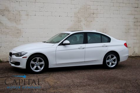 2015 BMW 328xi xDrive AWD Luxury Sports Car w/Navigation, Heated F/R Seats, Keyless Start & Bluetooth Audio in Eau Claire