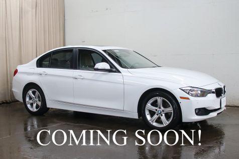 2015 BMW 328xi xDrive AWD Luxury Sports Car w/Navigation, Heated F/R Seats, Keyless Start & Bluetooth Audio in Eau Claire