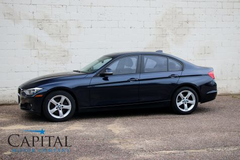 2015 BMW 328xi xDrive AWD with Navigation, Backup Cam, Heated Seats, Moonroof & Bluetooth Audio in Eau Claire