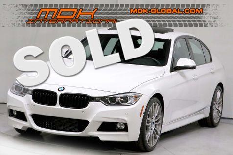 2015 BMW 335i - M Sport pkg - Tech pkg - Only 25K miles in Los Angeles