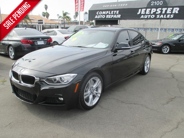 2015 BMW 335i M Sport Sedan in Costa Mesa California, 92627