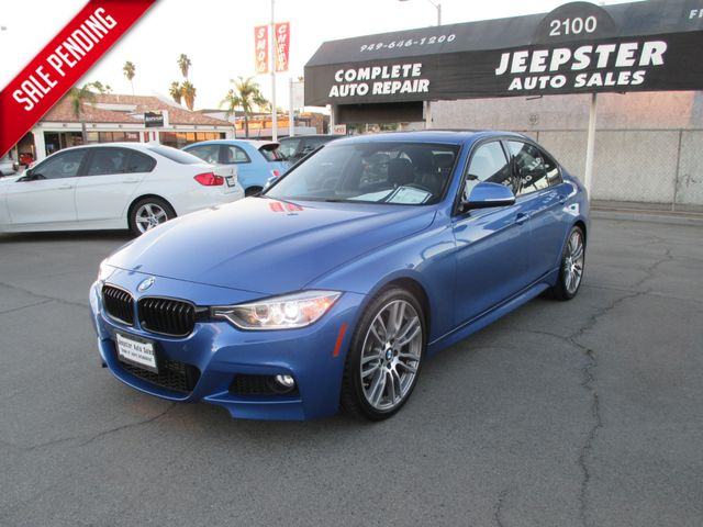 2015 BMW 335i M Sport Sedan in Costa Mesa California, 92627
