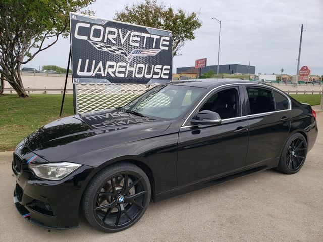 2015 BMW 335i Sedan Auto, CD Player, Sunroof, Black Alloys 42k