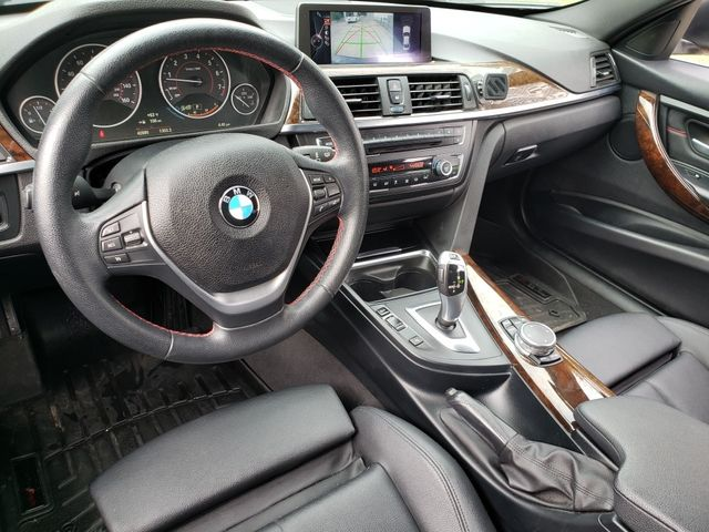 2015 BMW 335i Sedan Auto, CD Player, Sunroof, Black Alloys 42k in Dallas, Texas 75220