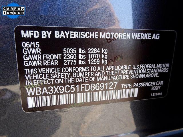 2015 BMW 335i xDrive Gran Turismo 335i xDrive Gran Turismo Madison, NC 56