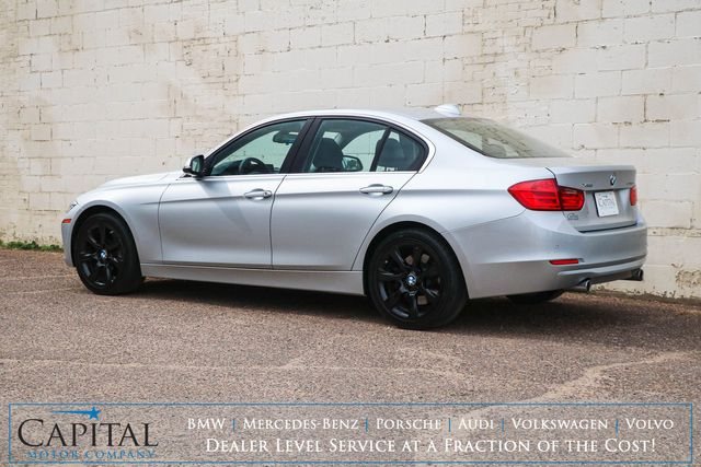 2015 BMW 335xi xDrive AWD w/Nav, Backup Cam, Heated Steering Wheel, Heated Front & Rear Seats in Eau Claire, Wisconsin 54703