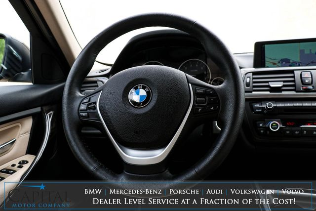 2015 BMW 335xi xDrive AWD w/Navigation, Backup Cam, Heated F/R Seats, Moonroof & Comfort Access in Eau Claire, Wisconsin 54703
