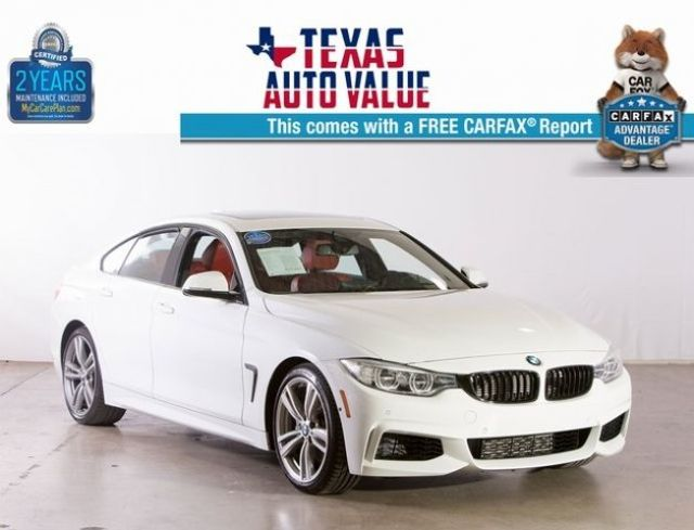 2015 BMW 4 Series 435i Gran Coupe - M-SPORT in Addison TX, 75001