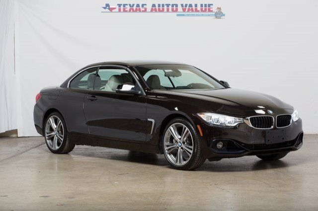 2015 BMW 4 Series 435i xDrive in Addison TX, 75001