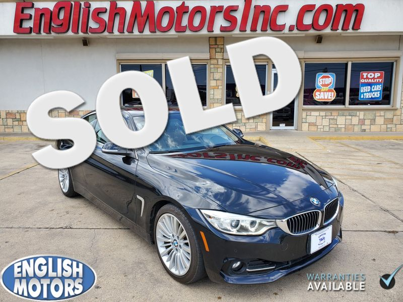 2015 BMW 428i   Brownsville TX  English Motors  in Brownsville, TX