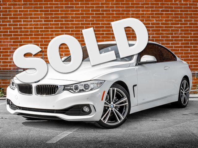 2015 BMW 428i Burbank, CA