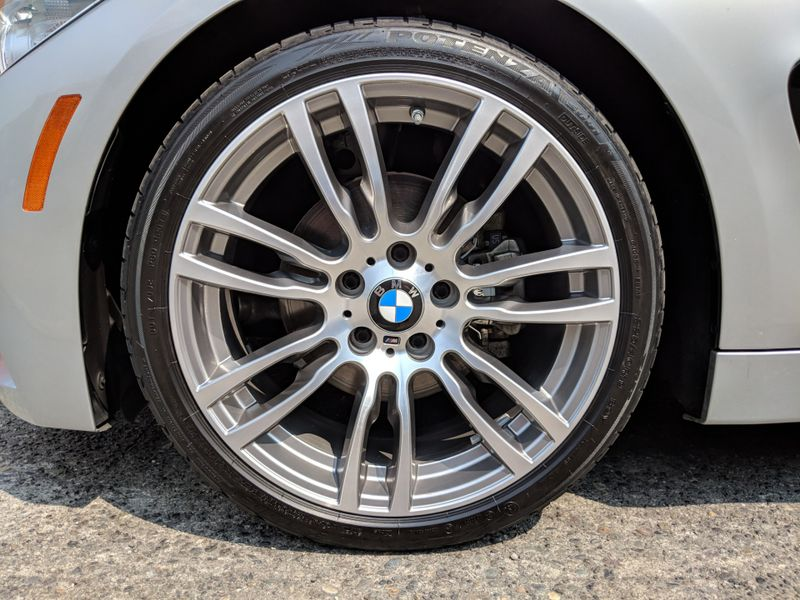 2015 BMW 428i Convertible M Sport Driving Assist Premium Packages Navi Rear Camera Heated Seats Xenons 19   city Washington  Complete Automotive  in Seattle, Washington