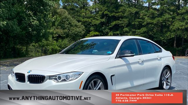 2015 BMW 428i Gran Coupe SPORT w/ Navigation and Heads-up display