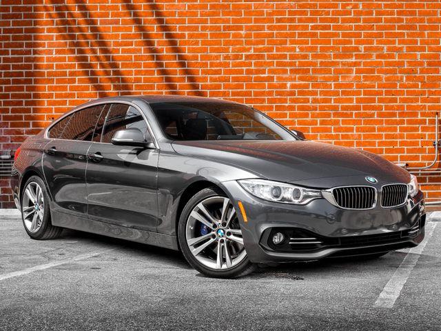 2015 BMW 428i Gran Coupe Burbank, CA 1