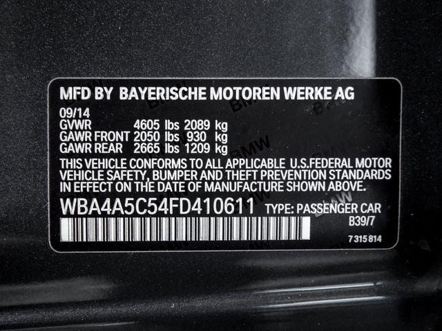 2015 BMW 428i Gran Coupe Burbank, CA 31