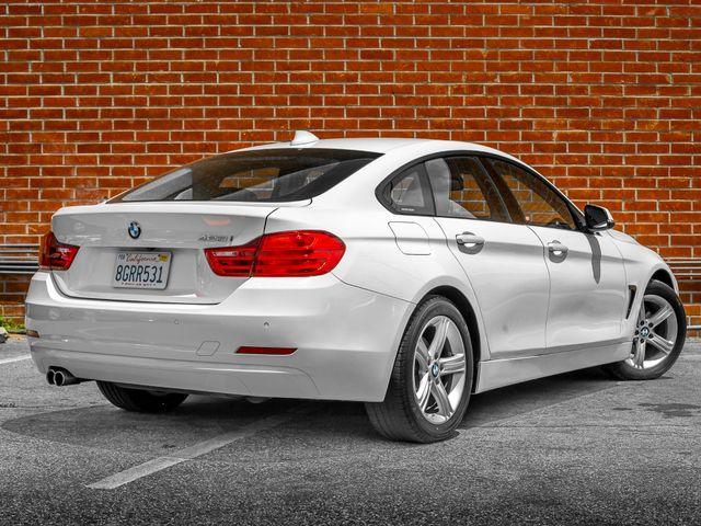 2015 BMW 428i Gran Coupe Burbank, CA 7