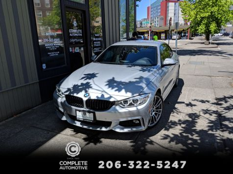 2015 BMW 428i Convertible M Sport Driving Assist Premium Packages Navi Rear Camera Heated Seats Xenons 19