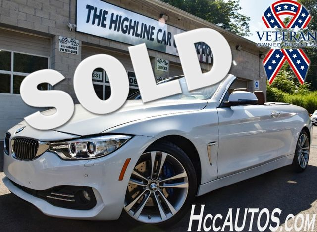 2015 BMW 428i 2dr Conv 428i RWD SULEV Waterbury, Connecticut