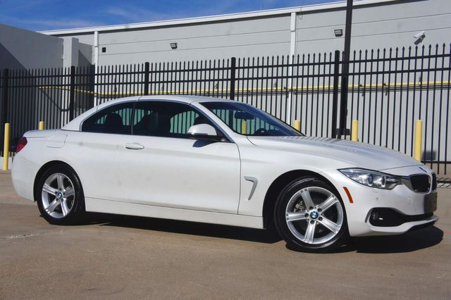 2015 BMW 428i xDrive Convertible * AWD * Cold Weather * D-Assist * NAVI in Plano, Texas 75093