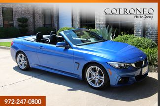 2015 BMW 435i Convertible M Sport in Addison TX, 75001