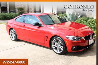2015 BMW 435i Coupe Sport Line in Addison, TX 75001