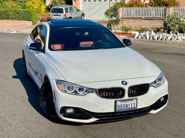 2015 BMW 435i Gran Coupe 87k MLS M SPORT PKG NEW TIRES SERVICE RECORDS in Van Nuys, CA 91406