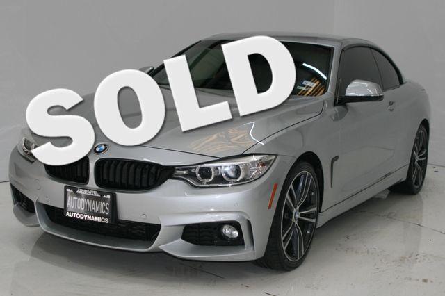 2015 BMW 435i Convt Houston, Texas 1