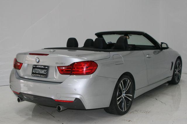 2015 BMW 435i Convt Houston, Texas 10