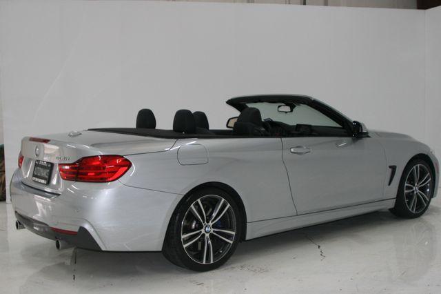 2015 BMW 435i Convt Houston, Texas 11