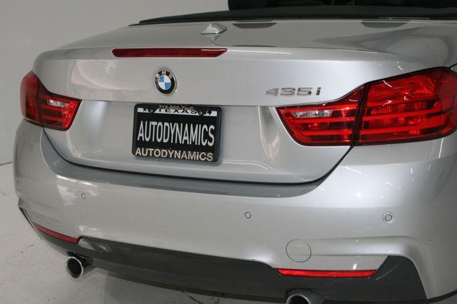 2015 BMW 435i Convt Houston, Texas 12