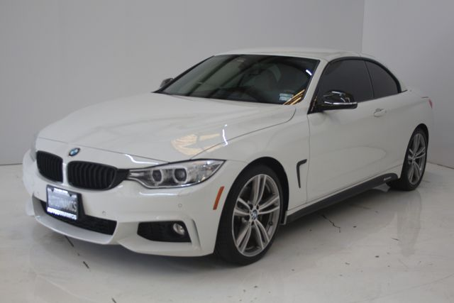 2015 BMW 435i Convertible Houston, Texas 4