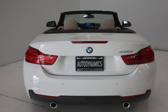 2015 BMW 435i Convertible Houston, Texas 14