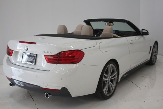 2015 BMW 435i Convertible Houston, Texas 15