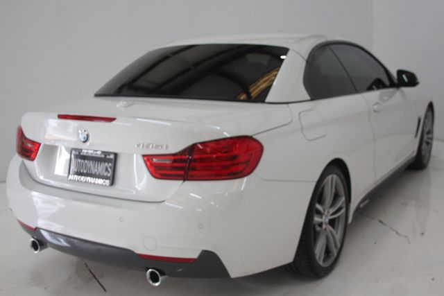 2015 BMW 435i Convertible Houston, Texas 10