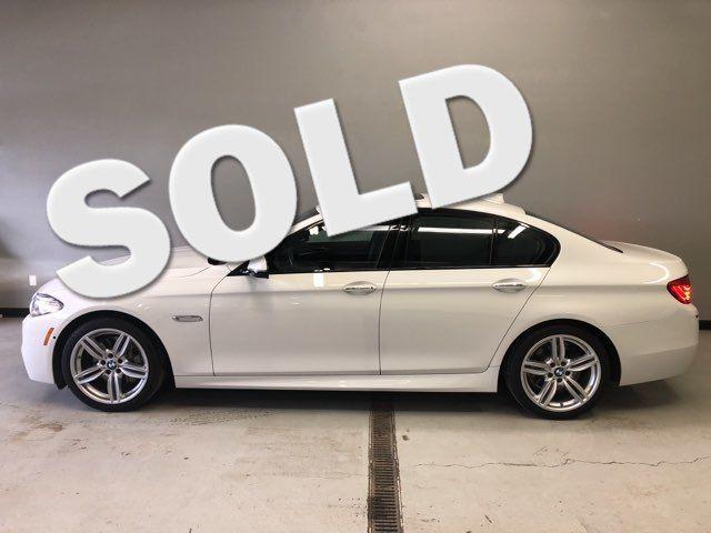 2015 BMW 5-Series 535xi